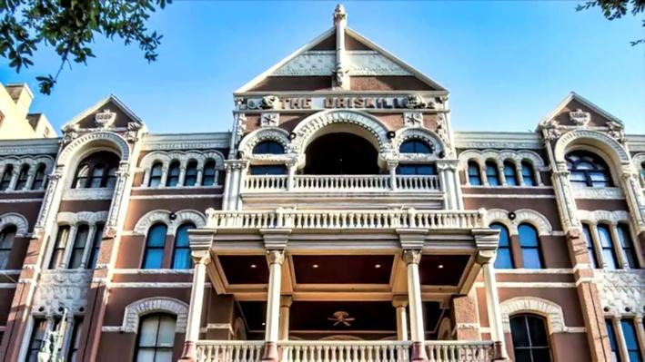 The Driskill Hotel, Austin, Texas | Genealogy Roadshow