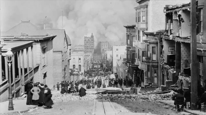 San Francisco Earthquake of 1906 | Genealogy Roadshow
