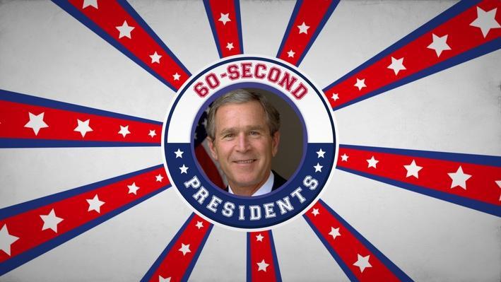 George W. Bush | 60-Second Presidents