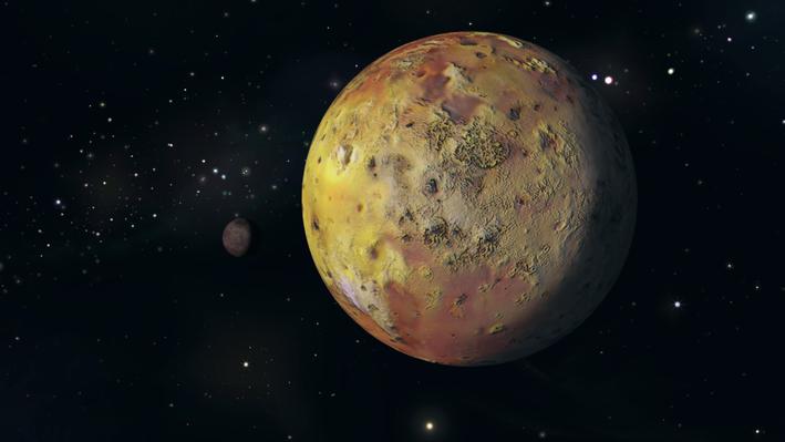 Ganymede, Europa, and Io | Ready Jet Go!