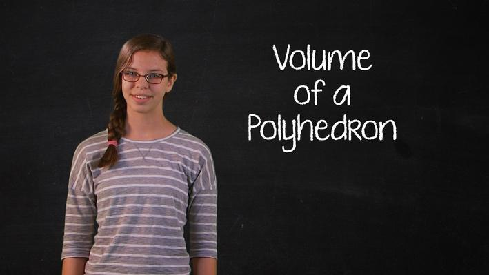 Volume of a Polyhedron