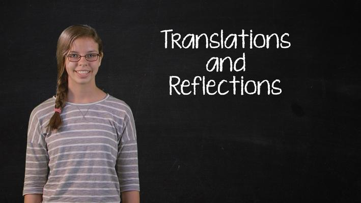 Translations and Reflections