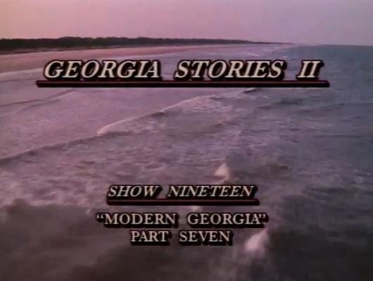 Georgia Stories 219: Modern Georgia, Part VII