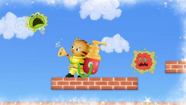 Germs Germs Go Away | Daniel Tiger's Neighborhood