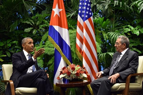 President Obama Makes Historic Trip to Cuba Video