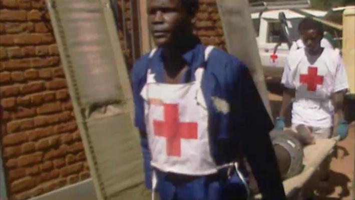 Frontline: Ghosts of Rwanda | The Red Cross Helps Survivors