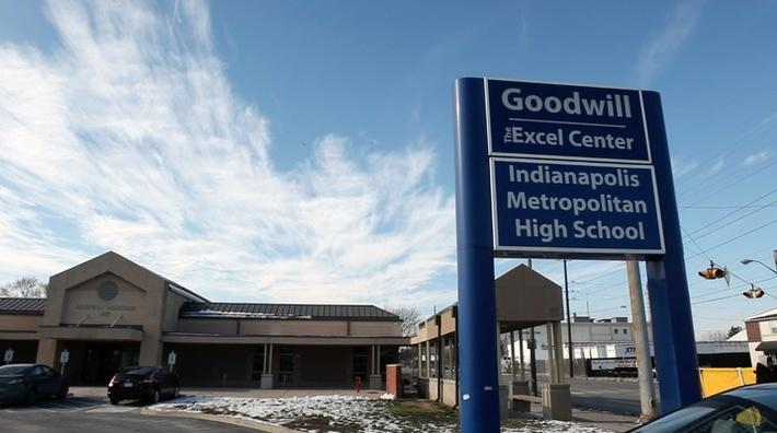 Goodwill Tries Tailoring Education to Meet Needs of Adult Dropout Students Video