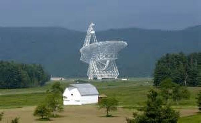 The Greenbank Telescope