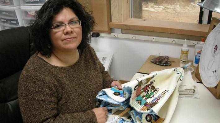 Teri Greeves | Craft in America