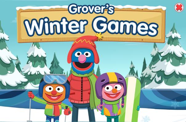 Grover's Winter Games | Sesame Street