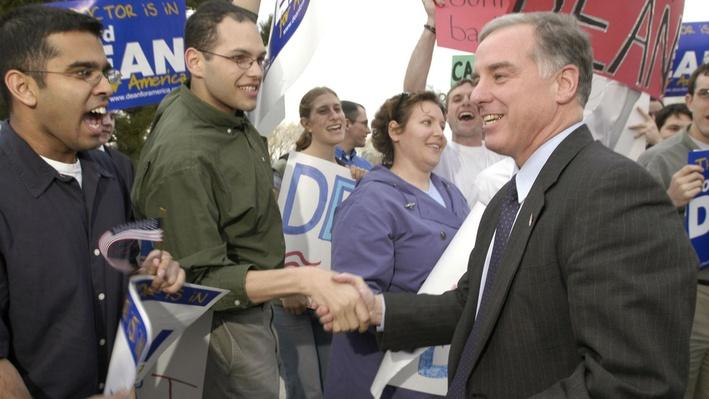 Howard Dean | 16 for '16 - The Contenders
