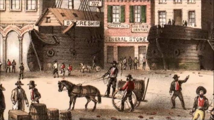 History Detectives: Japanese Cane, Revolutionary Telescope and I.W. Baker's Gold Rush Hype--Gold Nuggets