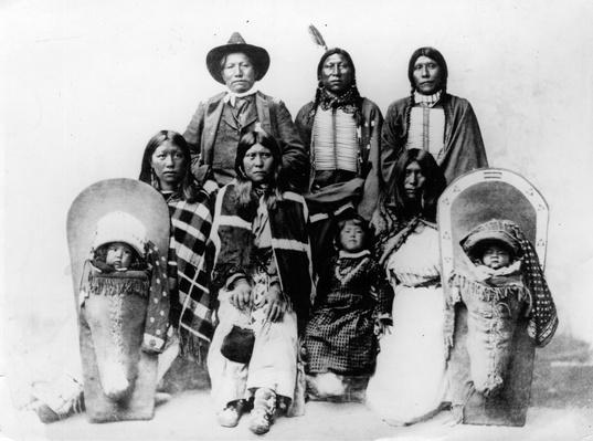 American Family | Native American Civilizations | U.S. History