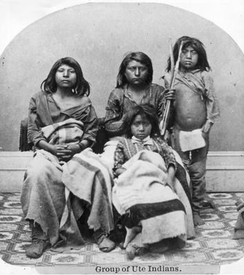 Ute Indians | Native American Civilizations | U.S. History