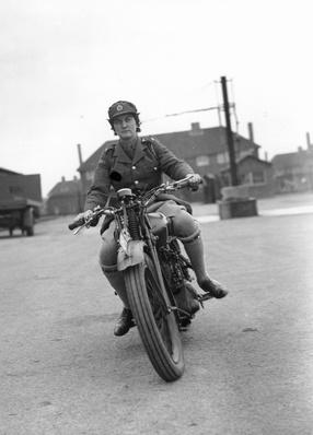 Dispatch Rider | World War II