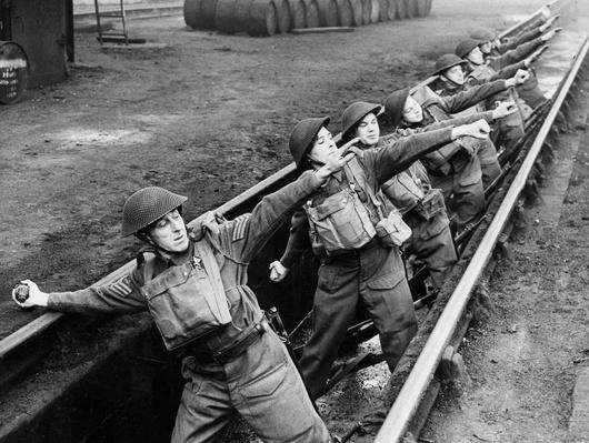 Home Guards | World War II