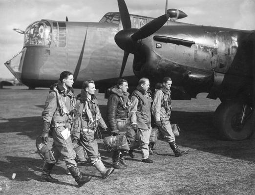 Bomber Pilots | World War II