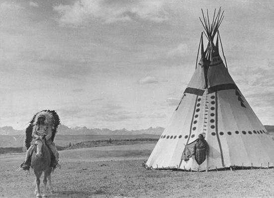 Tepee | Native American Civilizations | U.S. History