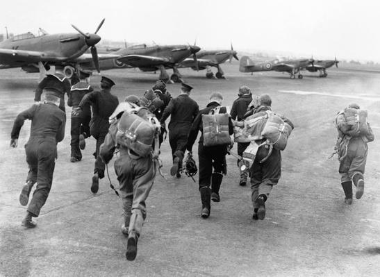 On The Run | World War II