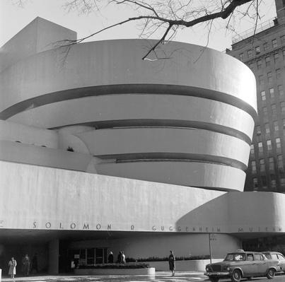 Guggenheim Museum | Famous American Architecture