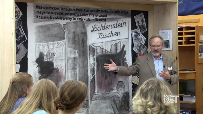 Kristallnacht   Murals of the Holocaust