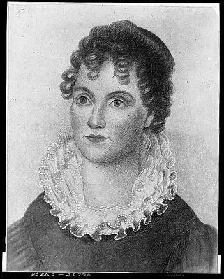 Hannah Hoes Van Buren