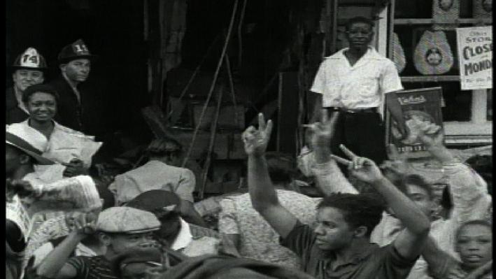 The Harlem Riot