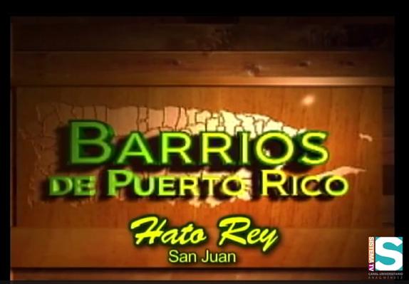 Barrios de Puerto Rico: Barrio Hato Rey de San Juan