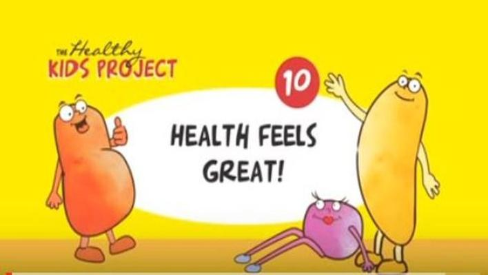 Health Feels Great! | The Healthy Kids Project
