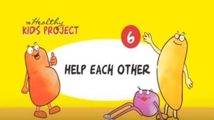 Help Each Other | The Healthy Kids Project