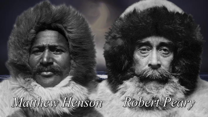Henson and Peary | PBS World Explorers