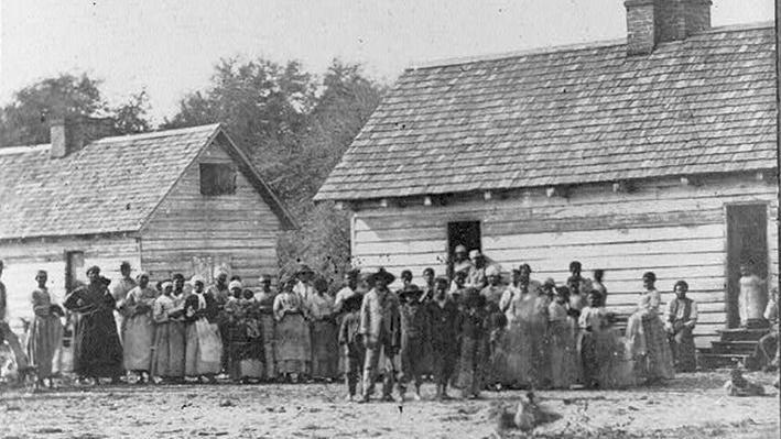 South Carolina Plantation