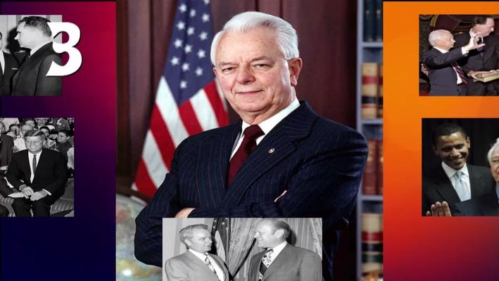 West Virginia History in 10 Seconds l Robert C. Byrd