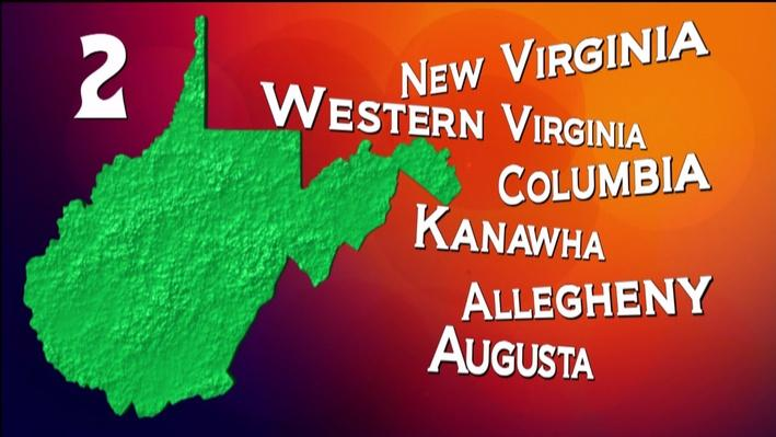 West Virginia History in 10 Seconds l State Name