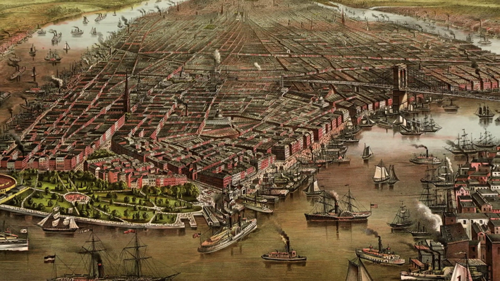 "History as Narrative | Treasures of New York: ""Museum of the City of New York"""