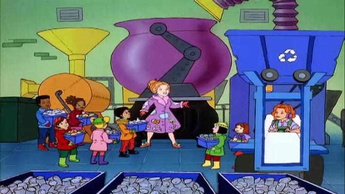 Magic School Bus | Family Holiday Special