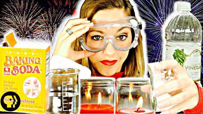 Five Physics Experiments for the Holidays | Physics Girl