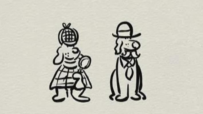 Hotdogula and Frankfurterstein | Martha Speaks