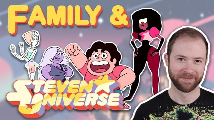 How Does Steven Universe Expand Our Ideas of Family? | PBS Idea Channel