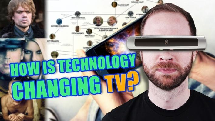 How Is Technology Changing TV Narrative? | PBS Idea Channel