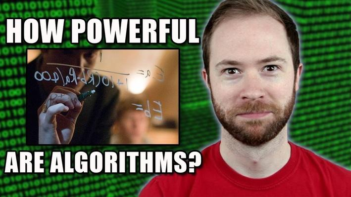 How Powerful Are Algorithms? | PBS Idea Channel