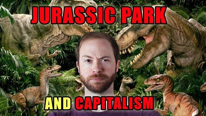 How is Jurassic Park A Commentary on Capitalism? | PBS Idea Channel