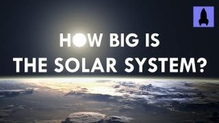 How Big Is the Solar System? | It's Okay to Be Smart