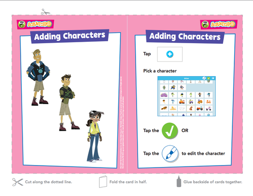 How-To Cards | PBS KIDS ScratchJr - pdf