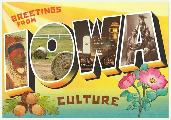 Great States | Iowa Culture