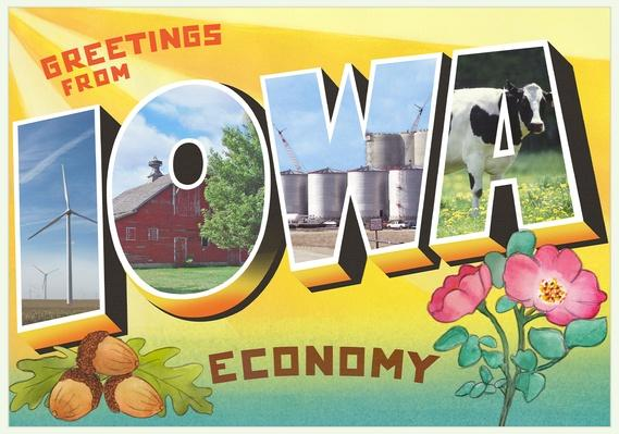 Great States | Iowa Economy