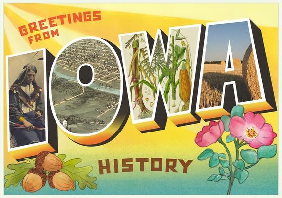 Great States | Iowa History