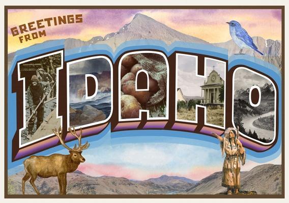 Great States   Idaho