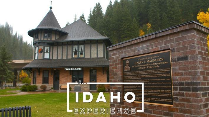 Titans of Idaho Industry: Harry Magnuson | Idaho Experience