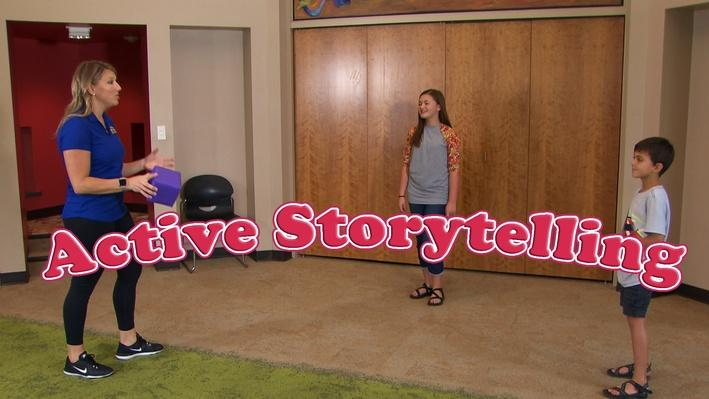 Get Up & Go Play!: Active Storytelling   KIDS Clubhouse Adventures